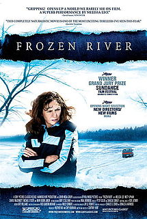 Frozen River with Melissa Leo